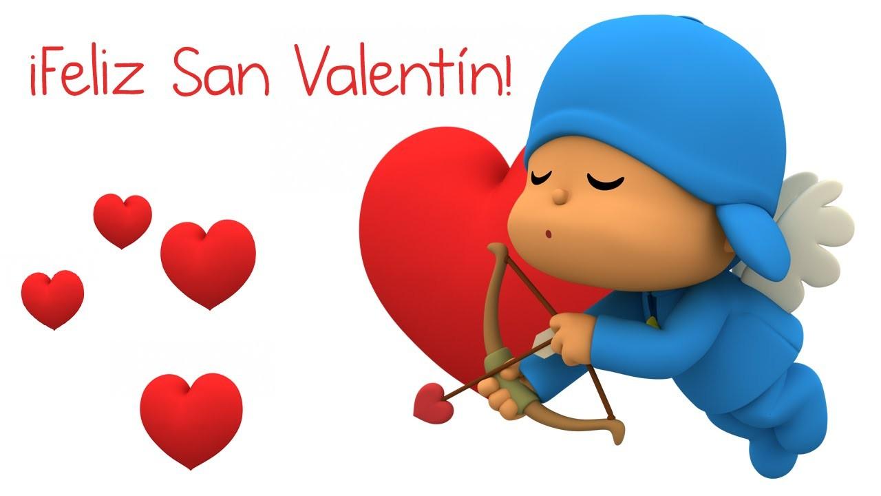 ¡¡Feliz día de San Valentín!!