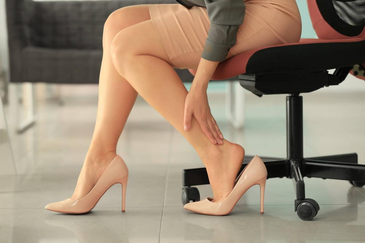 Hablemos de pesadez de piernas...