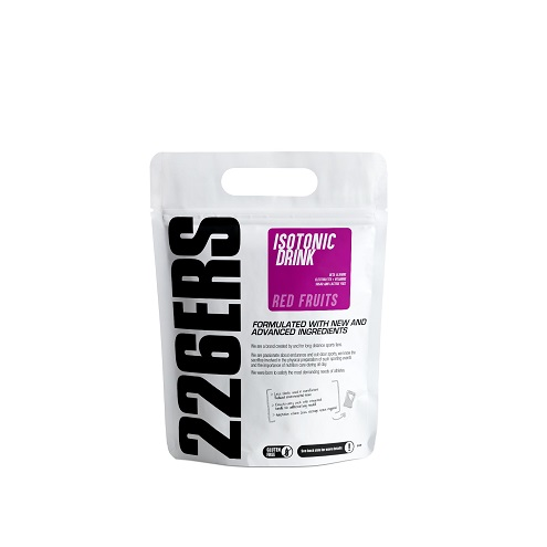 226ERS ISOTONIC DRINK FRUTOS ROJOS 500G 1 UD