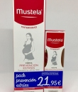 MUSTELA PACK PREVENCION ESTRIAS CREMA 250 + ACEITE 105 ML