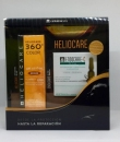 HELIOCARE PACK HELIOCARE 360º SPF 50+ COLOR GEL OIL-FREE PROTECTOR SOLAR BRONZE 50 ML + 7 AMP ENDOCARE-C OIL FREE
