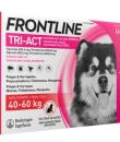 FRONTLINE TRI-ACT PERROS 40-60 KG 405.6/3028.8 MG SOLUCION SPOT-ON 3 PIPETAS 6 ML