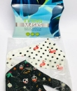 PACK 2 MASCARILLAS ADULTOS REUTILIZABLES 20 LAVADOS 2UDS