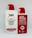 EUCERIN PACK PH5 LOCION HIDRATANTE ULTRALIGERA 1000 ML + 400ML