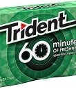 CHICLES TRIDENT HIERBABUENA 10UDS 20GR 1 PAQUETE