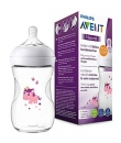 BIBERON PP NATURAL PHILIPS AVENT 260 ML UNICORNIO