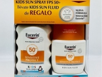 EUCERIN SUN PROTECTION 50+ SPRAY INFANTIL SENSITIVE PROTECT 200 ML